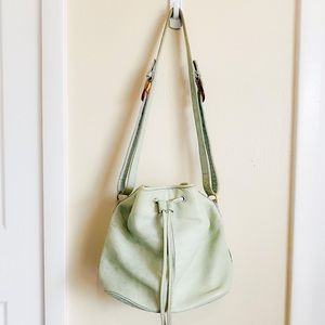 Anthropologie Pilcro and the Letterpress Handbag